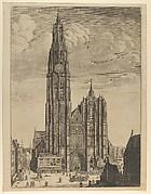 Antwerp Cathedral (Prospectvs Tvrris Ecclesiæ Cathedralis)