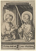 Saints Matthias and Judas Thaddaeus, from The Apostles