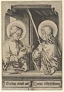Saints Matthias and Judas Thaddaeus, from The Apostles