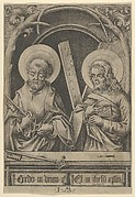 St. Peter and St. Andrew, from The Apostles
