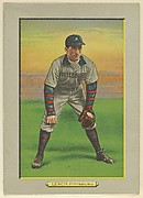 Tommy Leach, Outfielder, Pittsburg Pirates (National League), from Turkey Red Cabinets (T3)