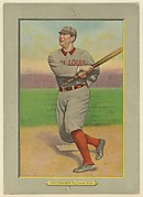 Roger Bresnahan, Catcher, St. Louis Cardinals (Natioanl League), from Turkey Red Cabinets (T3)