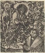 Frederick the Wise of Saxony Adoring St Bartholomew