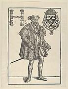 Copy of Emperor Charles V