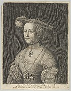 Reproduction of Sibylla of Cleves