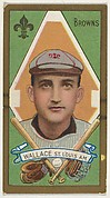 Roderick Wallace, St. Louis Browns, American League, from the
