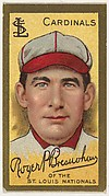 Roger Bresnahan, St. Louis Cardinals, National League, from the