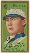Kirb White, Pittsburgh Pirates, National League, from the