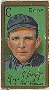 George Suggs, Cincinnati Reds, National League, from the