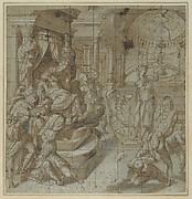 The Martyrdom of St. Catherine of Alexandria