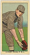 Gurney, Tacoma, Northwestern League, from the