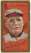 John Lush, St. Louis Cardinals, National League, from the