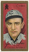 James P. Archer, Chicago Cubs, National League, from the