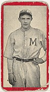 Miller, Montgomery, Southern Association, from the Baseball Players (Red Borders) series (T210) issued by Old Mill Cigarettes