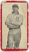 Smith, Montgomery, Southern Association, from the Baseball Players (Red Borders) series (T210) issued by Old Mill Cigarettes