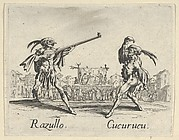 Razullo - Cucurucu, from the Balli di Sfessania