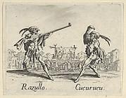 Razullo - Cucurucu, from the Balli di Sfessania