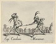 Cap. Cardoni - Maramao, from the Balli di Sfessania