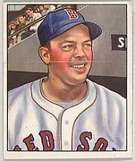 Vern Stephens, Shortstop, Boston Red Sox, from the Picture Card Collectors Series (R406-4) issued by Bowman Gum