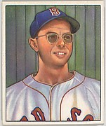 Dom Di Maggio, Outfield, Boston Red Sox, from the Picture Card Collectors Series (R406-4) issued by Bowman Gum