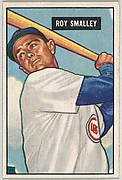 Roy Smalley, Shortstop, Chicago Cubs, from Picture Cards, series 5 (R406-5) issued by Bowman Gum