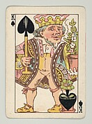 Harlequin Series 2, a set of playing cards issued as premiums by Kinney Brothers Tobacco