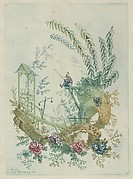 Ornament Design from Nouvelle Suite de Cahiers de Dessins Chinois