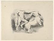 Theseus Conqueror of the Centaur Eurytus