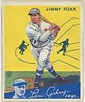 Jimmy Foxx, Philadelphia Athletics