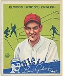 Elwood (Woody) English, Chicago Cubs