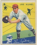 Joe Kuhel, Washington Senators