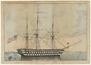 U. S. Ship North Carolina, 102 Guns