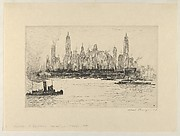 Manhattan, The City of Towers