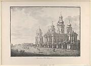 Our Lady of Vladimir Church in St. Petersburg
