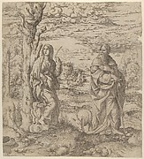 Saint John and Saint Anthony