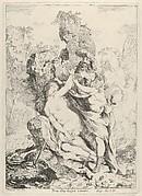 Perseus Saving Andromeda