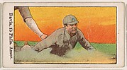 Davis, 1st Base, Philadelphia, American League, from the 50 Ball Players series (E101)