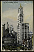Woolworth Building, New York
