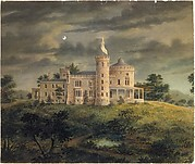 Ericstan, for John J. Herrick, Tarrytown, New York (perspective)