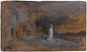 Le Christ sortant du tombeau