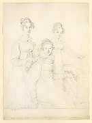 The Kaunitz Sisters (Leopoldine, Caroline, and Ferdinandine)