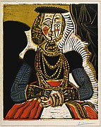 Portrait of a Woman, after Lucas Cranach II