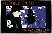 VICTOR BICYCLES / OVERMAN WHEEL CO. / Boston   New York   Detroit   Denver / San Francisco   Los Angeles   Portland Ore.