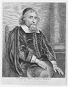 Portrait of Ephraim Bonus, physician