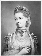 Charlotte Sophia of Mecklenburg-Strelitz, Queen of George III