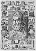 Portrait of Sixtus V