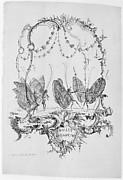 Country Ballet (Ballet Champêtre), from Essai de Papilloneries Humaines par Saint Aubin