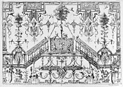 Ornament Designs Invented by J. Berain
