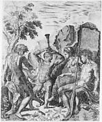 The Competition of Apollo and Marsyas and the Judgment of Midas