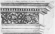 Speculum Romanae Magnificentiae: Ionic Entablature
